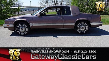 1989 Cadillac Eldorado Coupe for sale 100976280