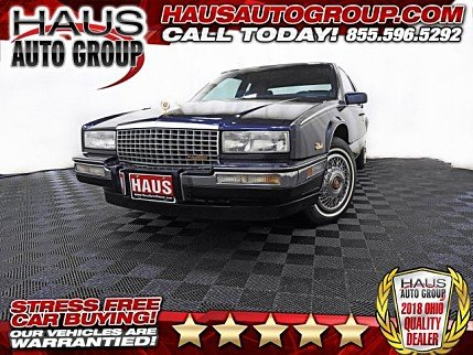 1989 Cadillac Eldorado Coupe for sale 100987129