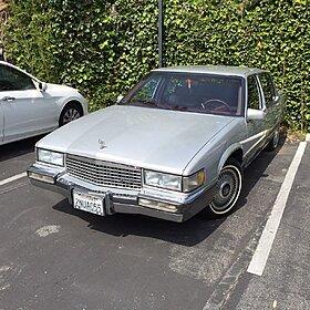 1989 Cadillac Fleetwood Sedan for sale 100754242