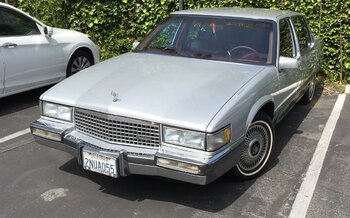 1989 Cadillac Fleetwood Sedan for sale 100754242