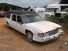 1989 Cadillac Fleetwood for sale 100749563