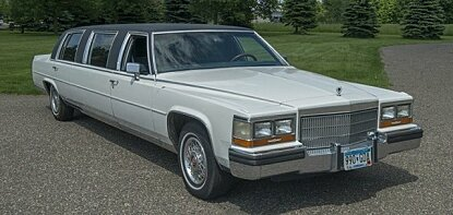 1989 Cadillac Other Cadillac Models for sale 100775179