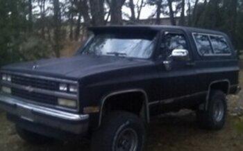 1989 Chevrolet Blazer 4WD for sale 100847699
