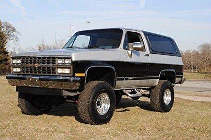 1989 Chevrolet Blazer for sale 100858978