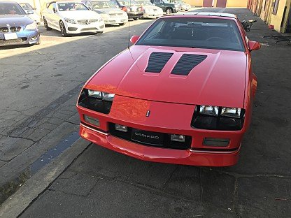 1989 Chevrolet Camaro Coupe for sale 100864193