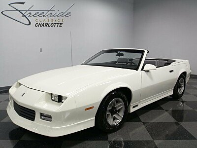 1989 Chevrolet Camaro Convertible for sale 100864962