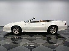 1989 Chevrolet Camaro Convertible for sale 100894056