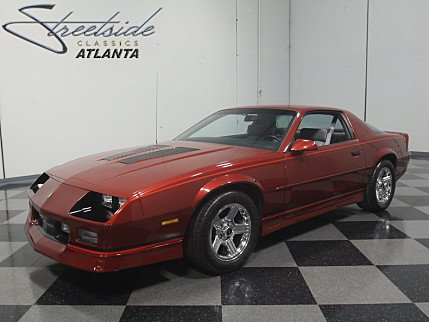 1989 Chevrolet Camaro Coupe for sale 100896042