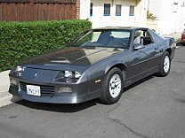 1989 Chevrolet Camaro Coupe for sale 100911430