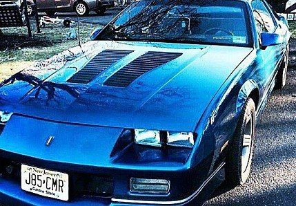 1989 Chevrolet Camaro Coupe for sale 100914374