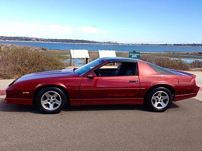 1989 Chevrolet Camaro Coupe for sale 100957020