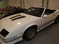1989 Chevrolet Camaro Convertible for sale 100957733
