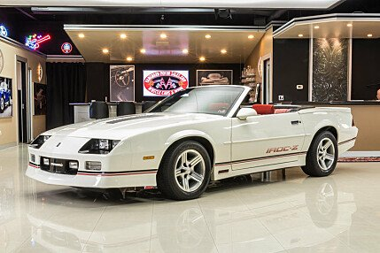 1989 Chevrolet Camaro Convertible for sale 100960490