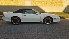 1989 Chevrolet Camaro for sale 100963066