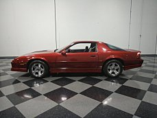 1989 Chevrolet Camaro Coupe for sale 100975617
