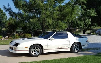 1989 Chevrolet Camaro Coupe for sale 101017736