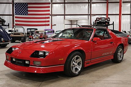 1989 Chevrolet Camaro Coupe for sale 101054209