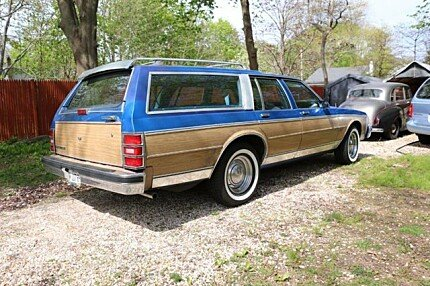 1989 Chevrolet Caprice Classic Wagon for sale 100770623