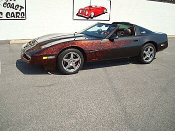 1989 Chevrolet Corvette for sale 100736099