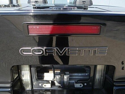 1989 Chevrolet Corvette Convertible for sale 100755056