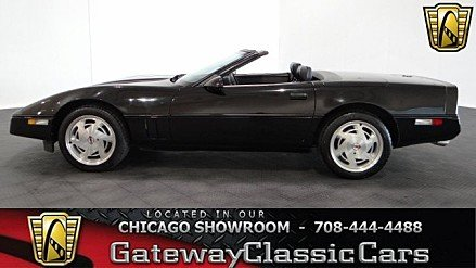 1989 Chevrolet Corvette Convertible for sale 100755056