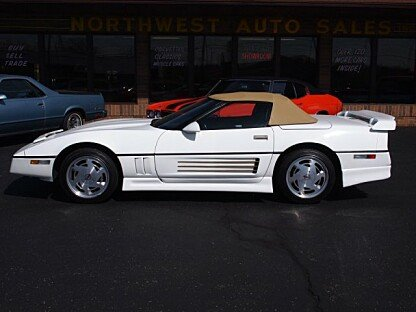 1989 Chevrolet Corvette Convertible for sale 100756143