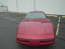 1989 Chevrolet Corvette Coupe for sale 100761145
