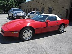 1989 Chevrolet Corvette Convertible for sale 100765435