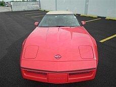 1989 Chevrolet Corvette Convertible for sale 100775315