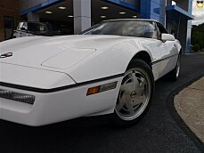 1989 Chevrolet Corvette Convertible for sale 100775360