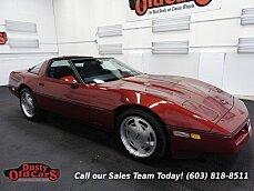 1989 Chevrolet Corvette Coupe for sale 100779268