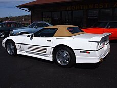 1989 Chevrolet Corvette Convertible for sale 100780168