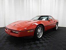 1989 Chevrolet Corvette Coupe for sale 100781205