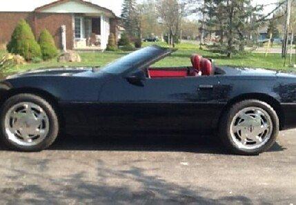 1989 Chevrolet Corvette for sale 100793640