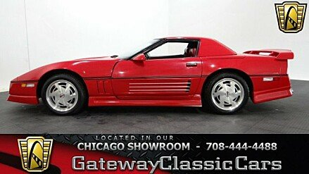 1989 Chevrolet Corvette Convertible for sale 100816908