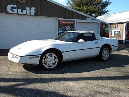 1989 Chevrolet Corvette for sale 100848845