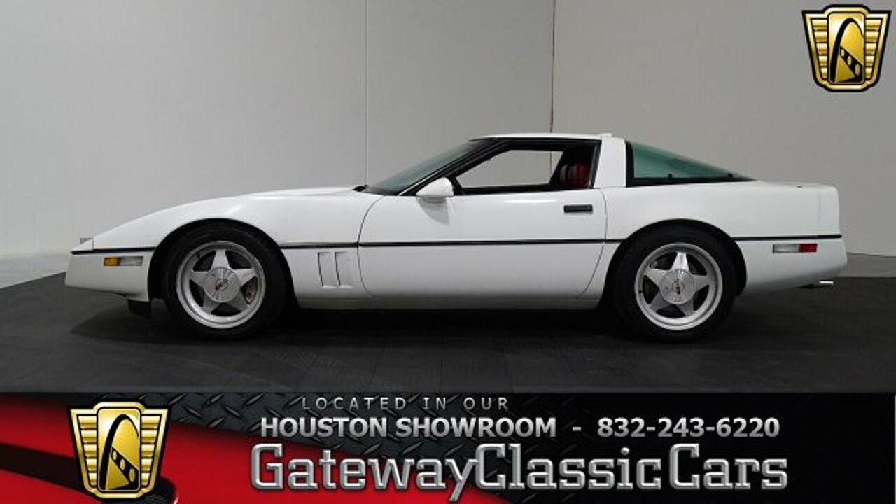 1989 Chevrolet Corvette Coupe for sale 100920097