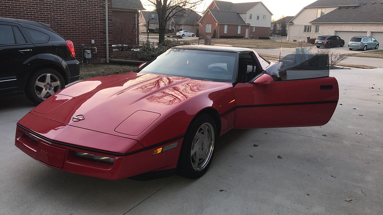 1989 Chevrolet Corvette Coupe for sale 100994673