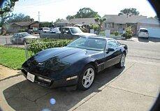 1989 Chevrolet Corvette Coupe for sale 100792001