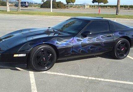 1989 Chevrolet Corvette for sale 100792341