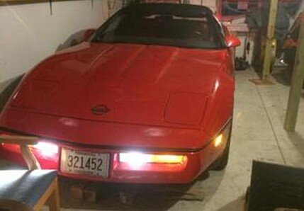 1989 Chevrolet Corvette Convertible for sale 100845083
