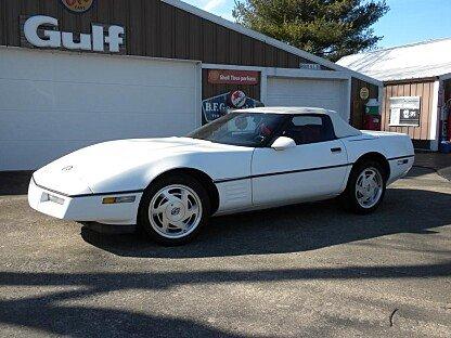 1989 Chevrolet Corvette for sale 100848845