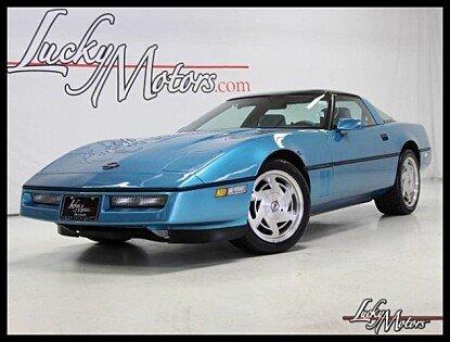 1989 Chevrolet Corvette Coupe for sale 100871680