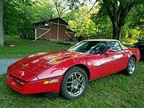 1989 Chevrolet Corvette Convertible for sale 100880942