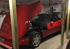 1989 Chevrolet Corvette Convertible for sale 100907148
