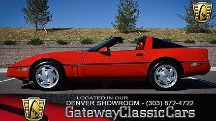1989 Chevrolet Corvette Coupe for sale 100909789