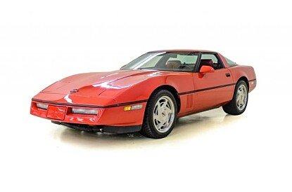 1989 Chevrolet Corvette Coupe for sale 100914199