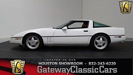 1989 Chevrolet Corvette Coupe for sale 100920097