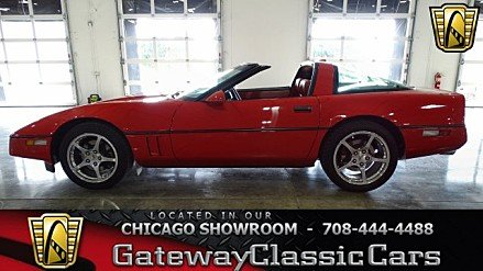 1989 Chevrolet Corvette Coupe for sale 100922505