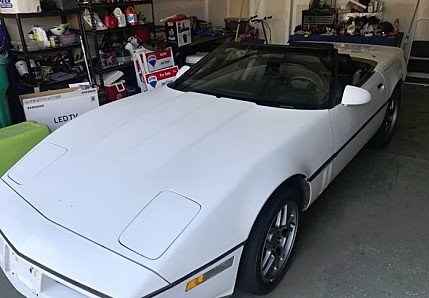 1989 Chevrolet Corvette for sale 100923303
